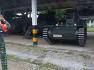 타이 왕립 육군 박물관의 일본제 95식 하고 경전차 - Royal Thai Army Museum Japanese Type-95 Ha-Go Light Tank