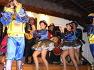칠레식 파릴라다 바베큐를 즐기며 라틴 음악과 춤이 있는 디너 쇼를 관람하다.[칠레 여행 23]