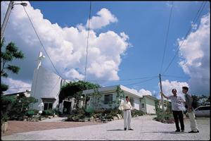 76년 함평 고구마 피해보상운동 해방 후 최초로 정부를 이긴 농민의 투쟁 사진