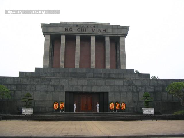 [하노이]일주사, 호치민박물관, 호치민묘