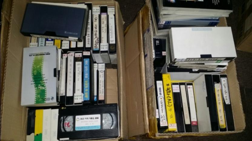 비디오 테이프 변환 가격