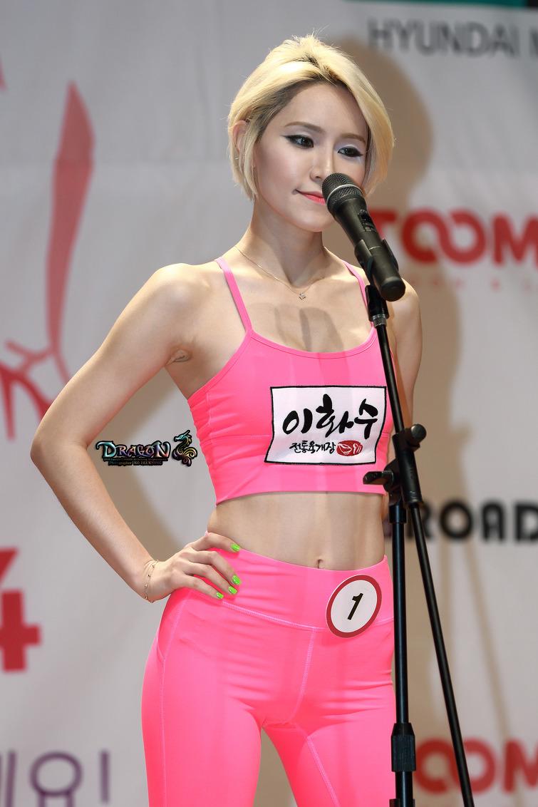 2017 미스 섹시백 수도권 예선전, 뒤태미녀 이유이
