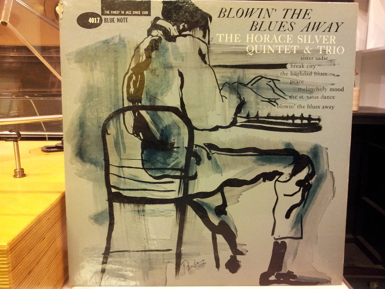The Horace Silver Quintet & Trio, Blowin' The Blues Away