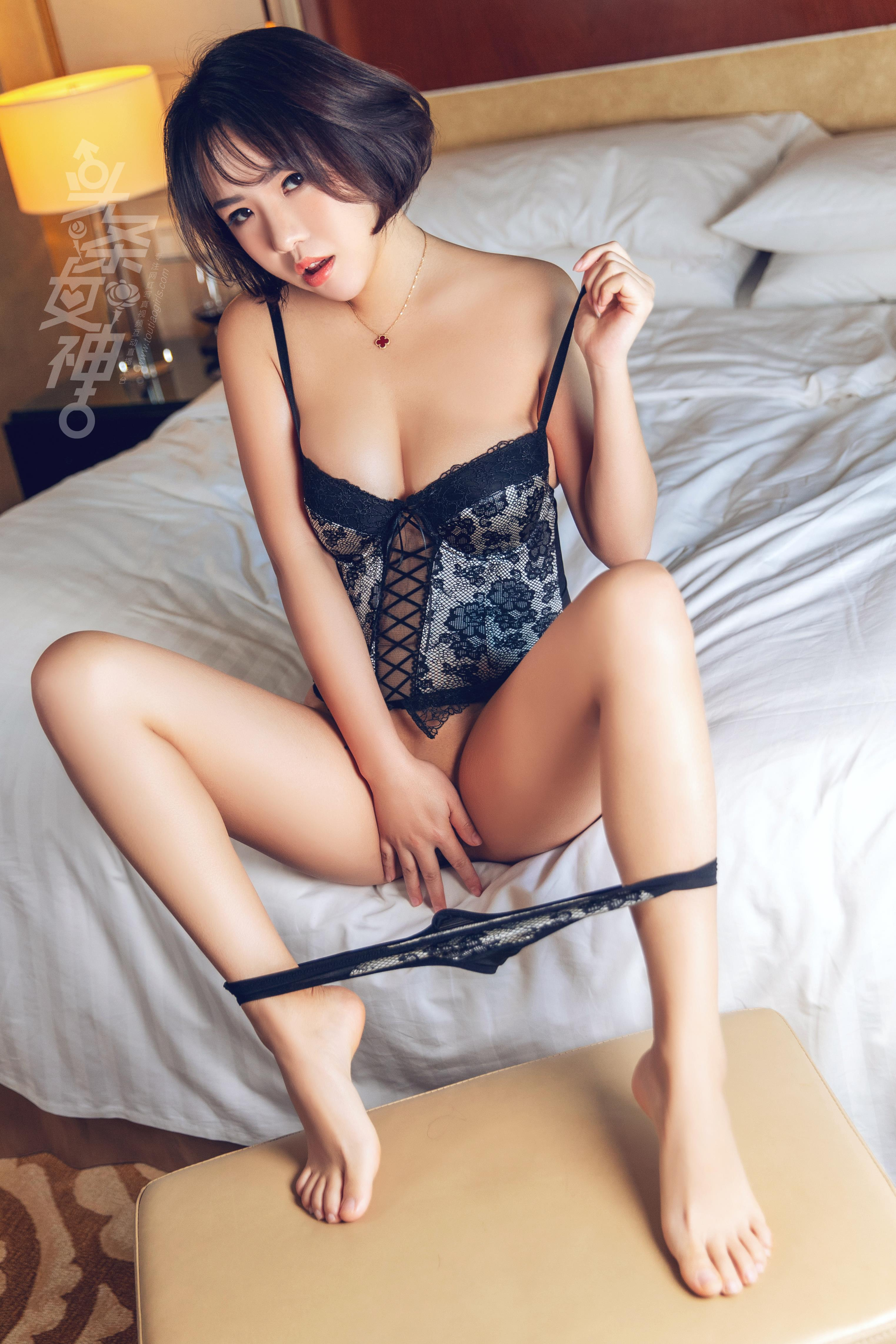 hot Chinese woman in sexy eyes